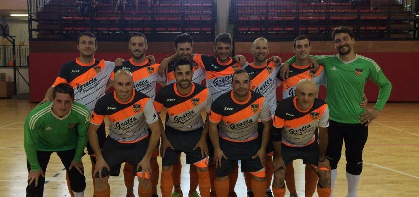 Calcio a 5 – Remuntada pazzesca, l'Ospedaletti travolge l'Athena Futsal 5-0 e vola in finale play-off