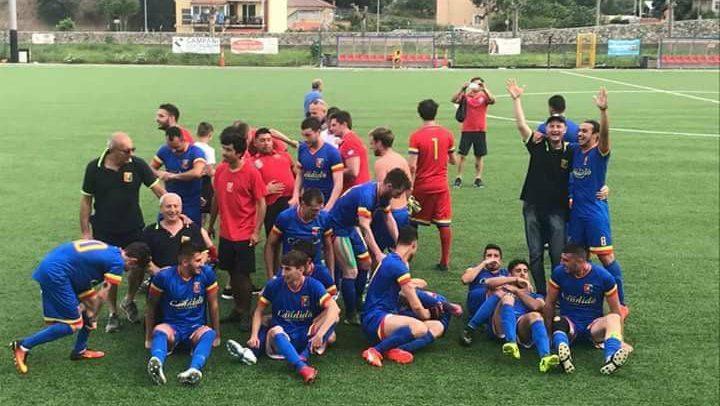 """Dianese&Golfo – Un gol del """"Cobra"""" Greco stende il Burlando, la squadra di Sardo è in finale play-off"""