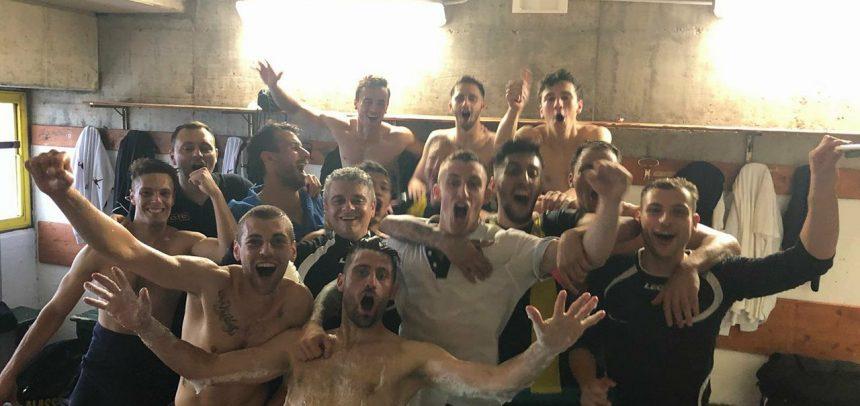 Alassio FC – I gol di Lupo e Ottonello mandano il Golfo Paradiso all'inferno, le vespe vincono la finale play-off 2-1