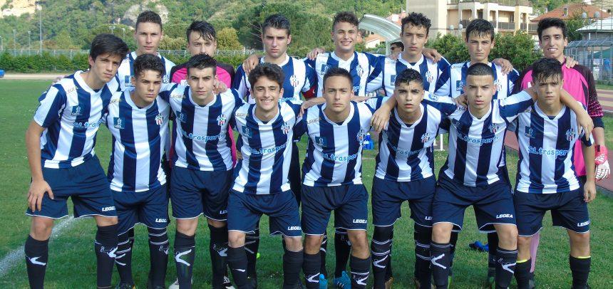 Gli Highlights della finale regionale Allievi Fascia B: Sanremese-Savona 0-5