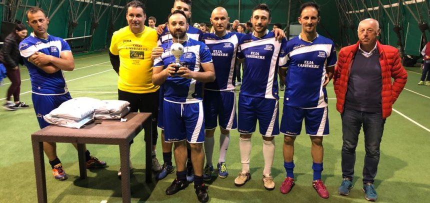 2° Torneo di Calcio a 5 di Sanremo, gli Highlights di Elia Cashmere-Aquile