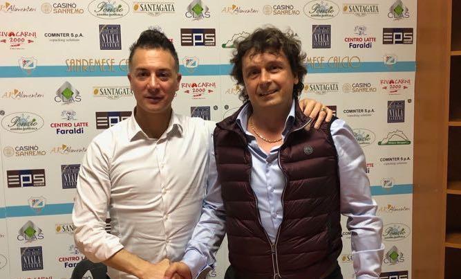 La Sanremese Calcio smentisce le voci circa un possibile divorzio tra Marco Del Gratta e Renato Bersano. Questa mattina l'incontro con i tifosi