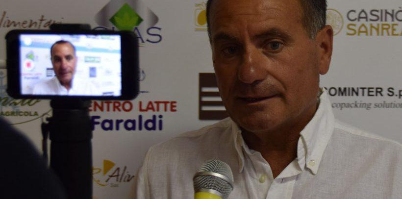 Sanremese Calcio – Ufficiali le dimissioni del Direttore Sportivo Salvatore Ciaramitaro