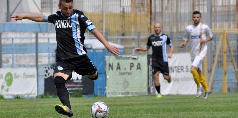 BOMBA DI MERCATO – La Sanremese ha proposto il rinnovo di contratto a Fabio Lauria