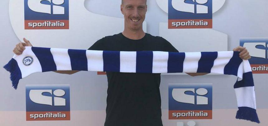 """UFFICIALE: Giuseppe Cacciatore è un giocatore della Folgore Caratese:""""Carico per questa nuova avventura"""""""