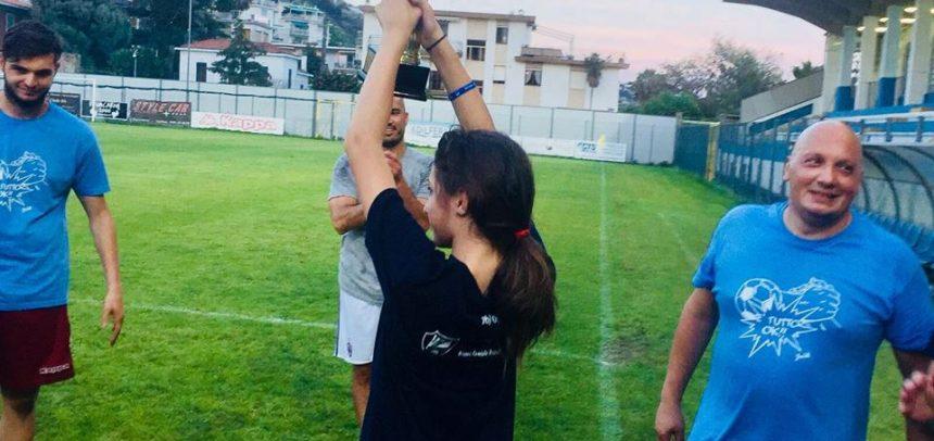 """Sanremese Calcio – Gli """"Irriducibili"""" si aggiudicano il 2° Torneo benefico in favore del Gruppo Famiglie Dravet Onlus"""