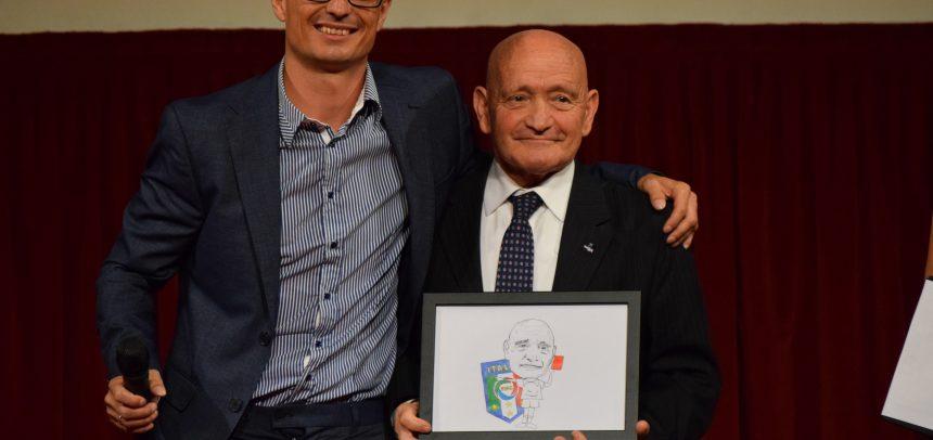 Premio alla carriera a Raffele Astorino