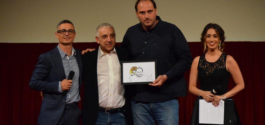 Amedeo Di Latte premiato come Re di Coppe, incredibili i suoi numeri alla guida dell'Alassio FC