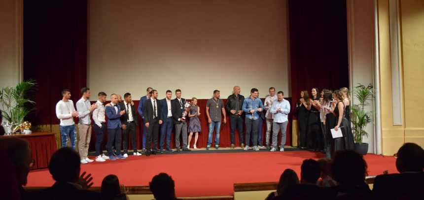 La Dianese&Golfo premiata come miglior Prima Squadra del ponente 2017-18