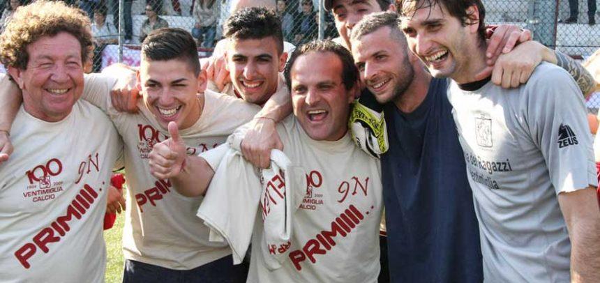 Ventimiglia, ecco l'organigramma per la stagione 2018-19: a Fabio Luccisano le panchine della Juniores e degli Allievi