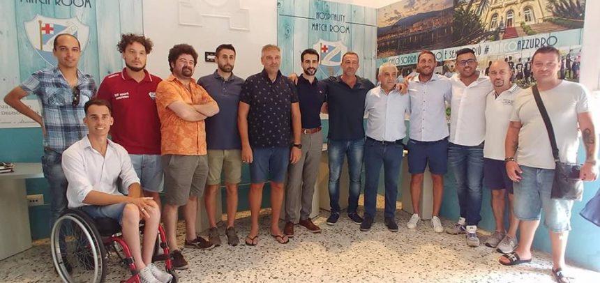 Sanremese Calcio – Presentato lo staff per la stagione 2018-19