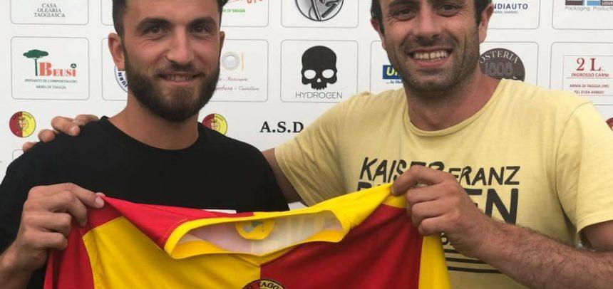 UFFICIALE: Lorenzo Gerbasi torna al Taggia