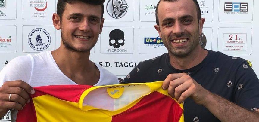 Calciomercato – Mirko Ravoncoli è del Taggia