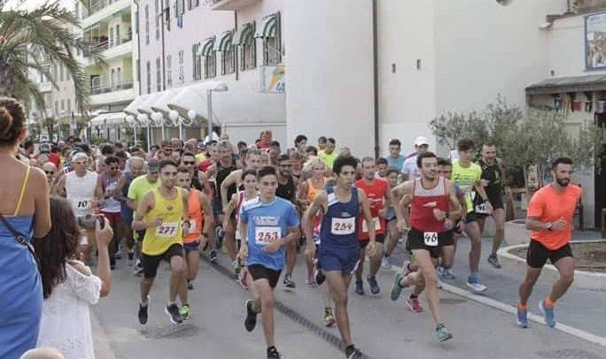 Podismo, Aspettando Sant'Erasmo: foto e classifiche della corsa organizzata dalla Asd Running Free Arma Taggia