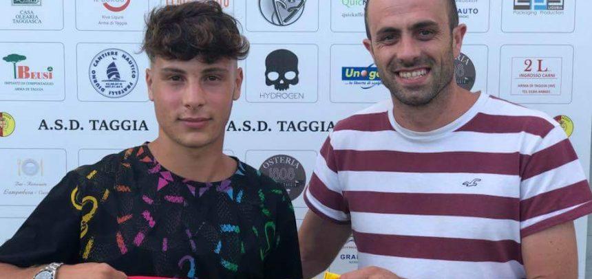 Calciomercato – Alessandro Ferrigno è del Taggia