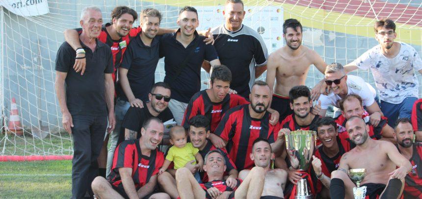 Il Milan Club Taggia Arma vince il 1° Memorial Matteo Bolla e Luca Colangelo