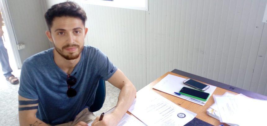 Calciomercato – L'Atletico Argentina tessera Lorenzo Vecchiotti