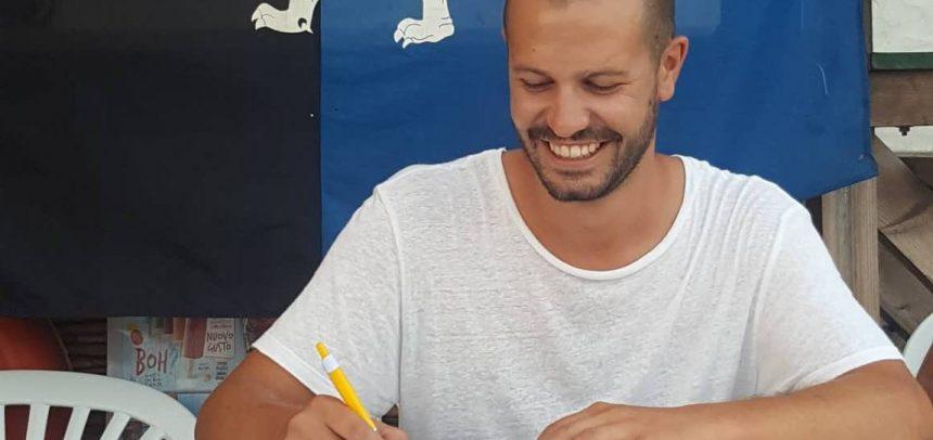 Calciomercato – La Carlin's Boys tessera Simone Marini