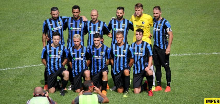 Imperia-Genova Calcio 1-1: Castagna risponde a Ilardo