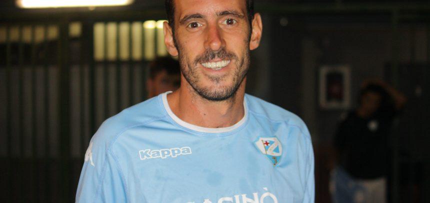 Max Taddei sarà il capitano della Sanremese 2018-19