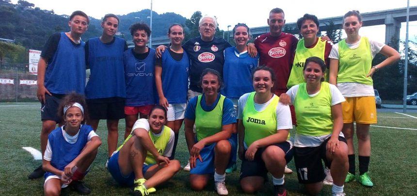 Don Bosco Vallecrosia Intemelia – Ufficiale la squadra femminile