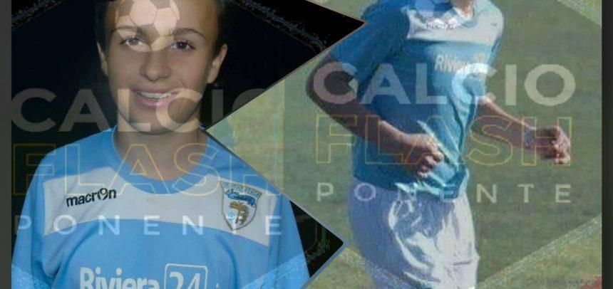 Sanremese Calcio – Riccardo Coccoluto e Matteo Bastita seguiti dal Milan