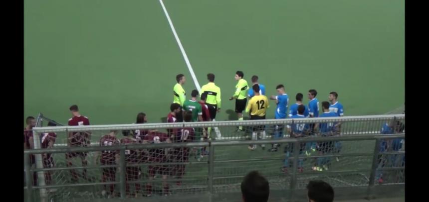 Coppa Italia Eccellenza, gli Highlights di Pietra Ligure-Ventimiglia 1-0