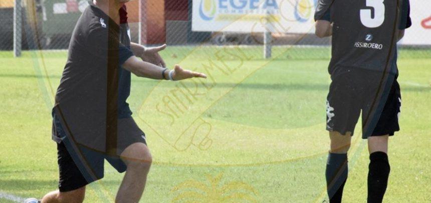 """Sanremese Calcio – Mister Lupo commenta la vittoria di Lavagna:""""Una partita sottotono da parte nostra, mi aspettavo molto di più"""""""