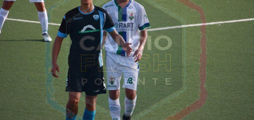 """Verbania-Sanremese 0-3, buona prova per Paolo Calderone:""""Non poteva andare meglio il mio esordio da titolare"""""""