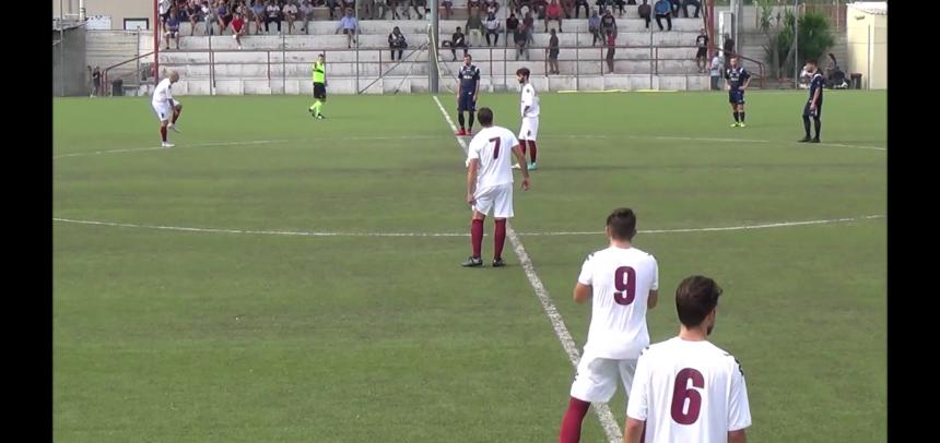 Eccellenza, gli Highlights di Ventimiglia-Busalla 1-1