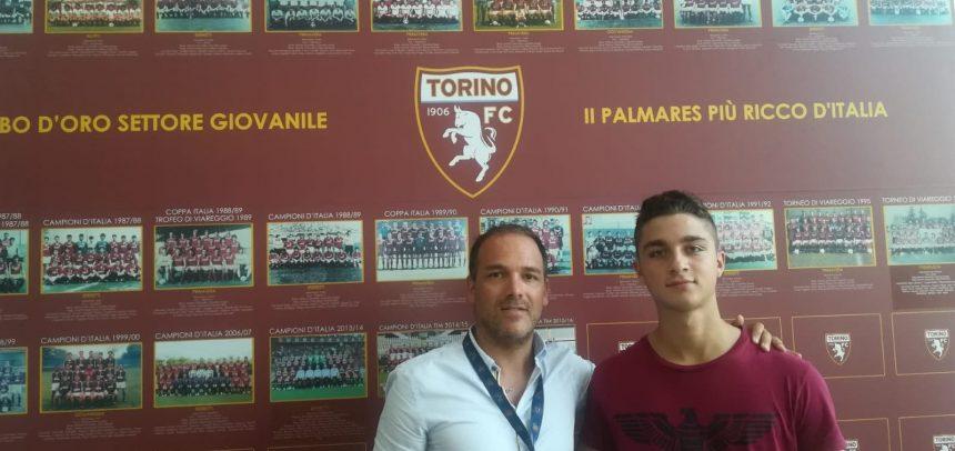 """BOMBA DI MERCATO – Ernald Sina è un giocatore del Torino:""""Un sogno che si realizza, ringrazio la Sanremese, tutti gli allenatori e i compagni"""""""