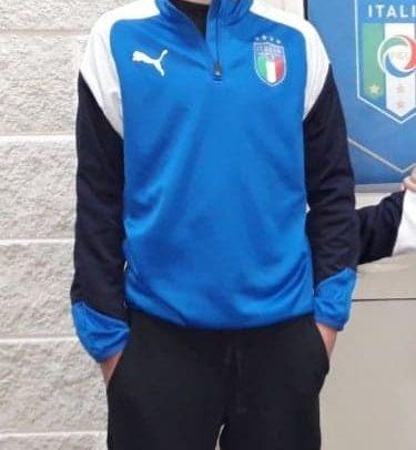 Sanremese Calcio – Il portiere classe 2005 Domenico Moro in prova al Genoa
