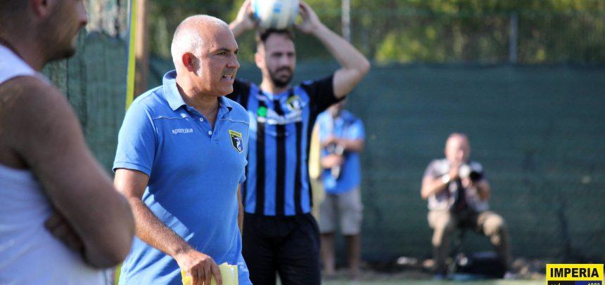 """Imperia, mister Buttu nel post partita con la Rivarolese:""""La squadra cresce di domenica in domenica"""""""