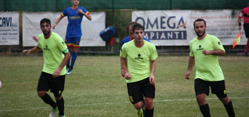 Coppa Italia di Promozione, gli Highlights di Taggia-Dianese&Golfo 3-1