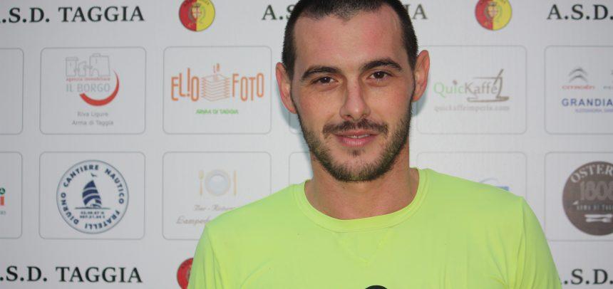 Ceriale-Taggia 0-1: gol di Davide Rovella