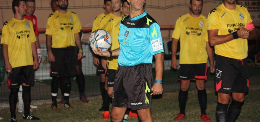Coppa Liguria Seconda Categoria, gli Highlights di Atletico Argentina-Area Calcio Andora 3-2