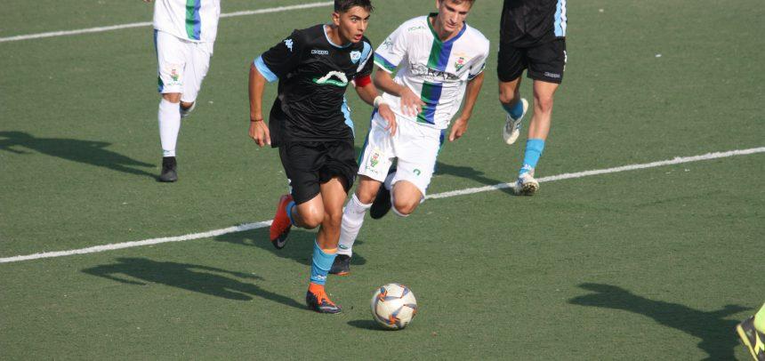 Juniores Nazionali, la Sanremese supera la Fezzanese 4-1 con la doppietta di Salzone e i gol di D'Agnano e D'Amico