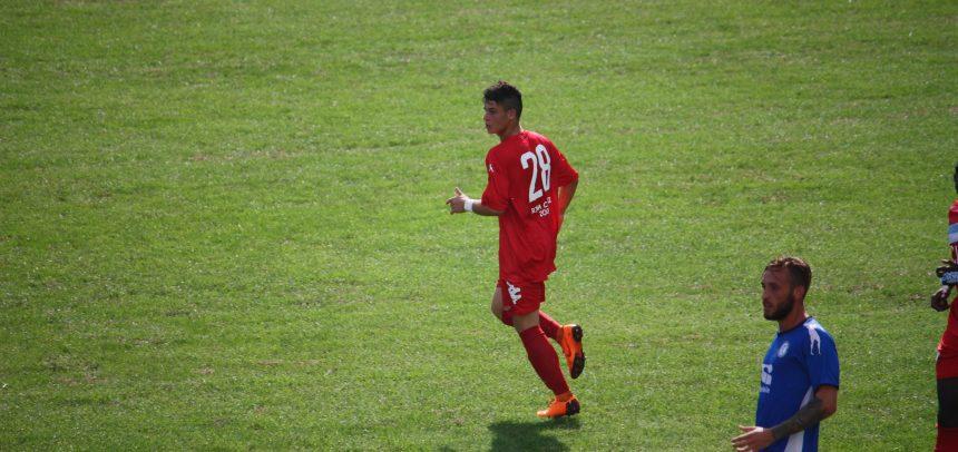 Sanremese Calcio – Francesco Pellicanò convocato in Rappresentativa Nazionale Under 17