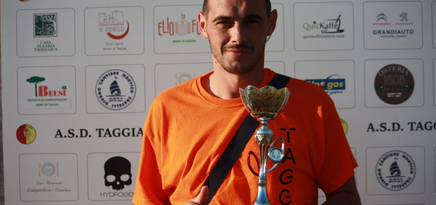 Davide Rovella è il Man of the Match di Taggia-Arenzano 1-0