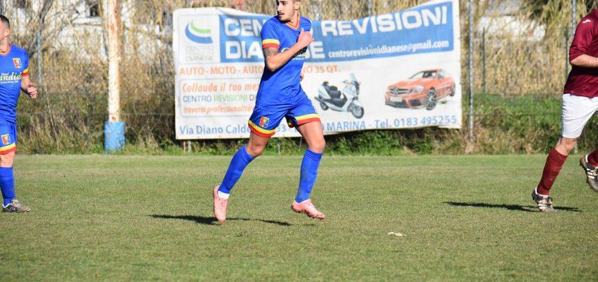 """Dianese&Golfo, Simone Burdisso ancora protagonista contro il Mignanego:""""Il gol? L'importante è fornire prestazioni utili alla squadra"""""""