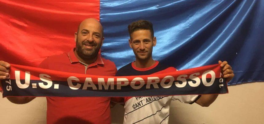 """Camporosso, tripletta da urlo per Salvatore Cascina contro il Cervo FC:""""Dedico la vittoria e i gol a Simone Lettieri"""""""