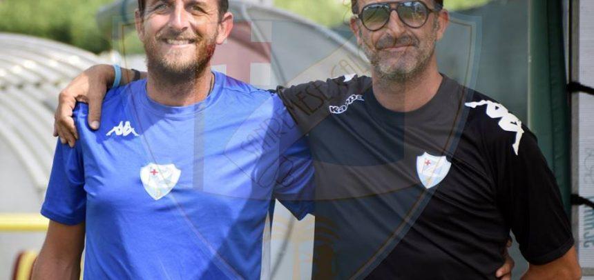 """Sanremese Calcio – Roberto Correale commenta la vittoria con la Fezzanese:""""La squadra è nettamente in crescita, continuando a lavorare così ci si potrà divertire"""""""