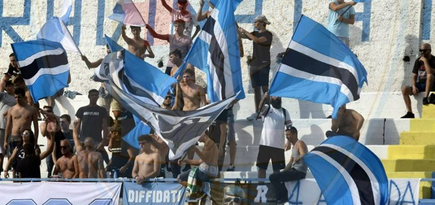 Una super Sanremese stende la capolista Fezzanese 3-0 con i gol di Molino, Spinosa e Castaldo