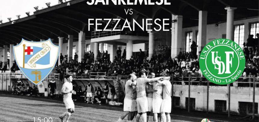 Sanremese-Fezzanese 1-0: gol di Molino su rigore al 39′