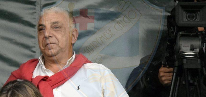 Sanremese Calcio – Gli auguri per un buon 2019 dal direttore generale Pino Fava