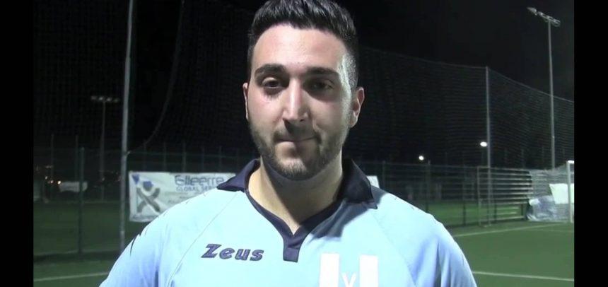 """Virtus Sanremo – Daniele Capozucca in gol contro la Carlin's Boys:""""Proveremo a rifarci già dalla prossima partita"""""""