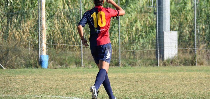 """Dianese&Golfo, il """"Cobra"""" Greco in gol anche contro il Taggia:""""Vittoria sofferta contro una squadra molto forte"""""""