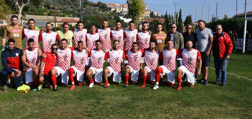 Gli Highlights di Cervo FC-Soccer Borghetto 1-4