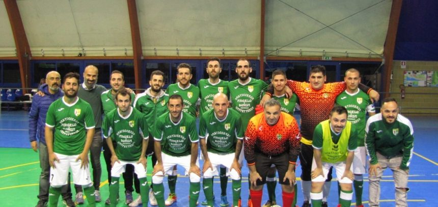 Calcio a 5, per l'Airole FC 'buona la prima' anche in campionato: Imperia sconfitta 5-4