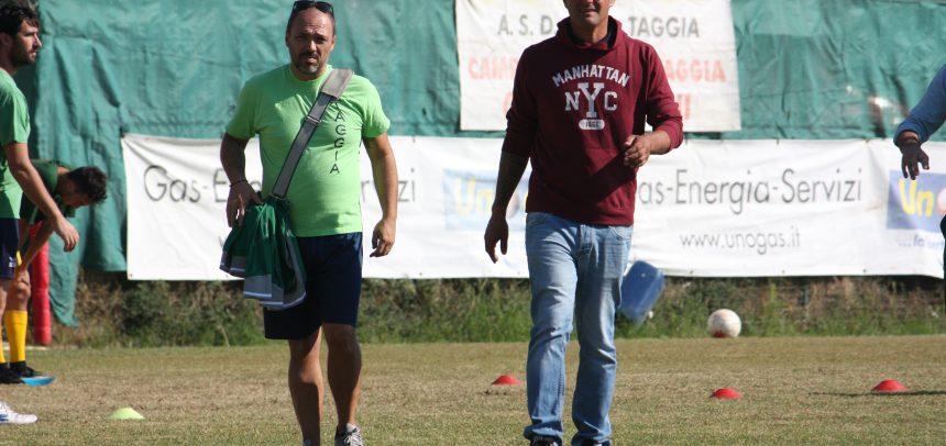 """Taggia, intervista a Christian Maiano nel post partita con l'Arenzano:""""90 minuti molto combattuti"""""""